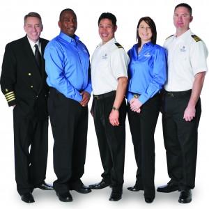 st john river ferry team